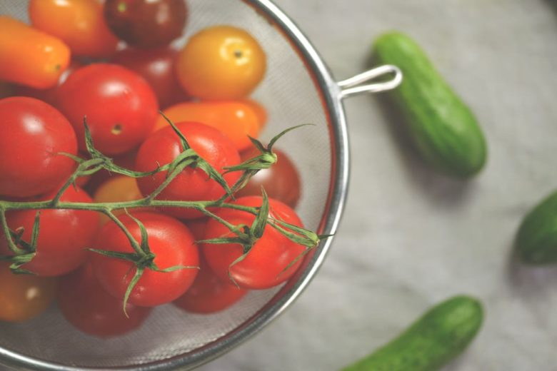 Calories des légumes