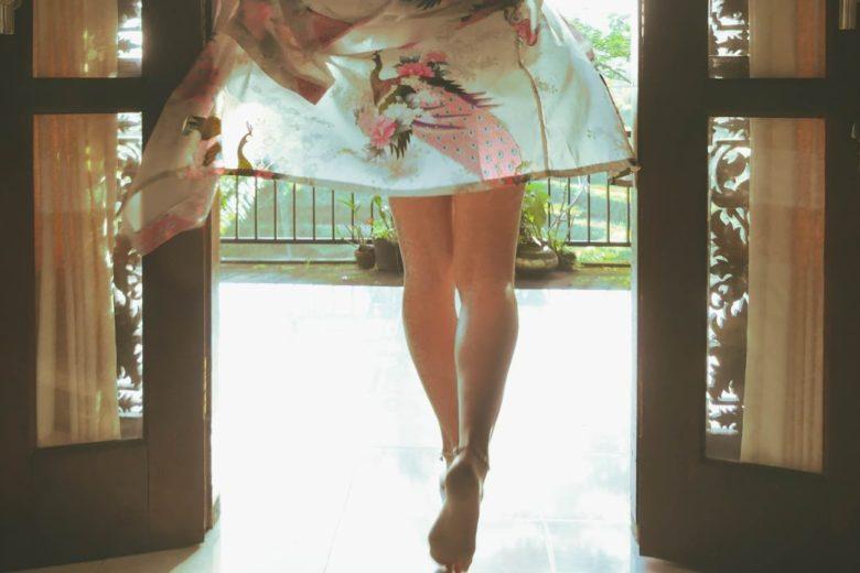 Cosmétiques naturels pour des jambes légères