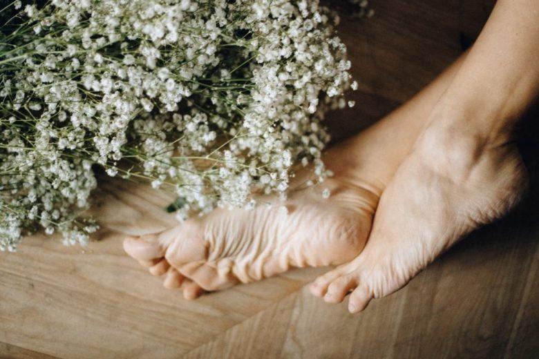 Masque pieds recette maison
