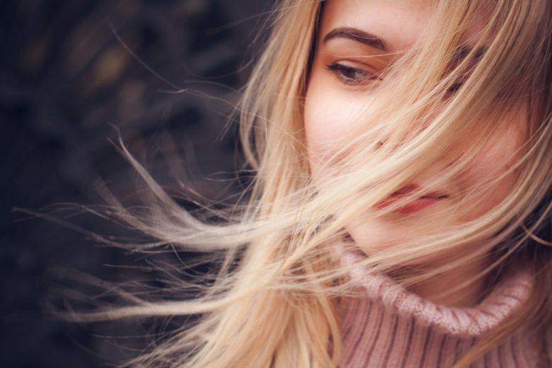 Huile végétale pour cheveux ternes