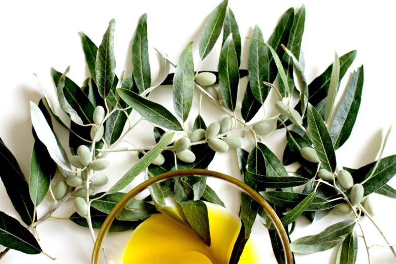 Gommage maison à l'olive