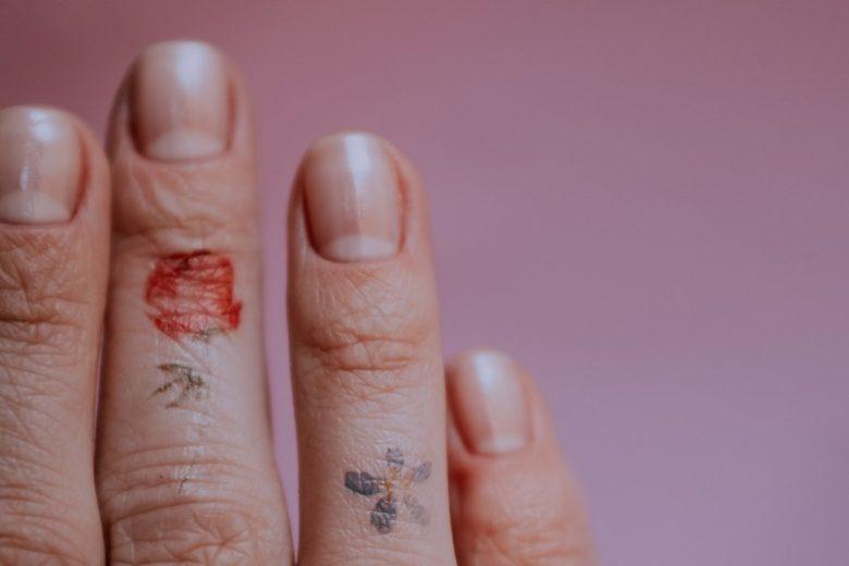 Hydrolat bio pour ongles mous et cassants